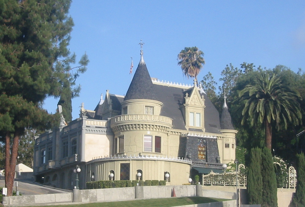 Magic Castle à Hollywood